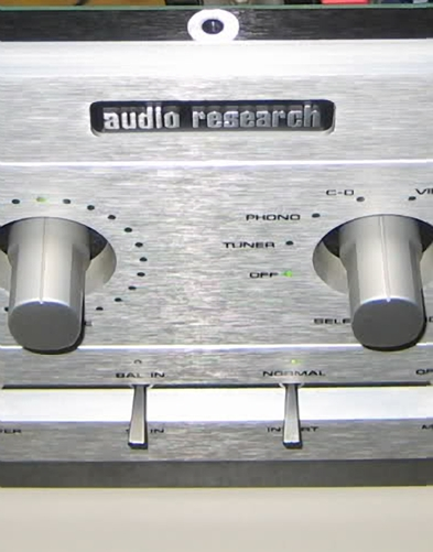 Audio Research Reference 2
