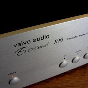 Valve Audio Exclame 100