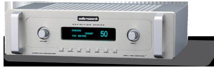 Audio Research DSPre Preamplifier-DAC