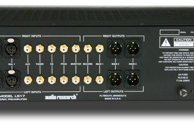 Audio Research ls17se