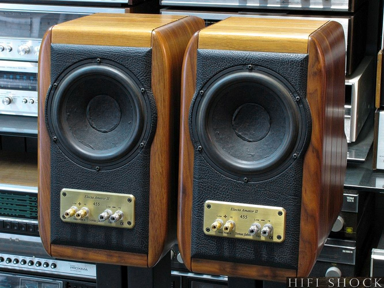 Electa Amator 2 >> Sonus Faber Electa Amator II | Audio Exchange