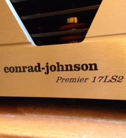 Conrad Johnson Premier 17LS2