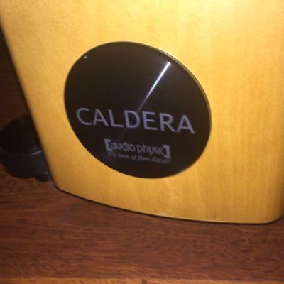 Audio Phisic Caldera MKIII 1
