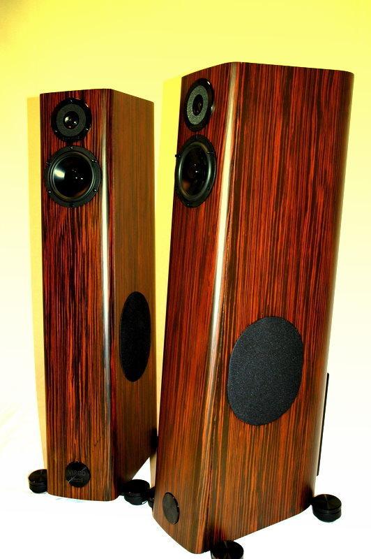 Audio Physic Virgo V Audio Exchange