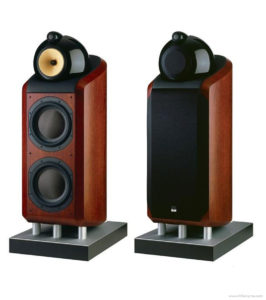 BW 800 6 speakers