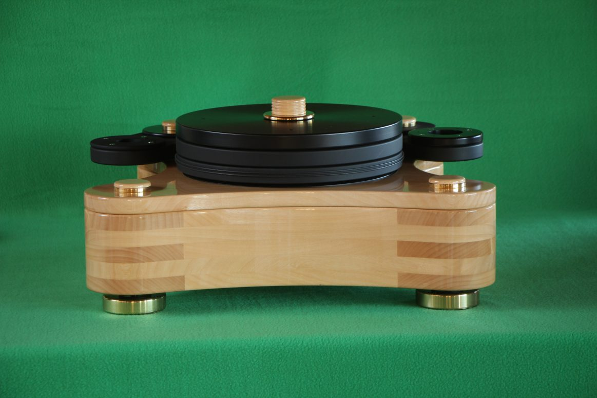 Lance Dixon Revolve Reference Turntable