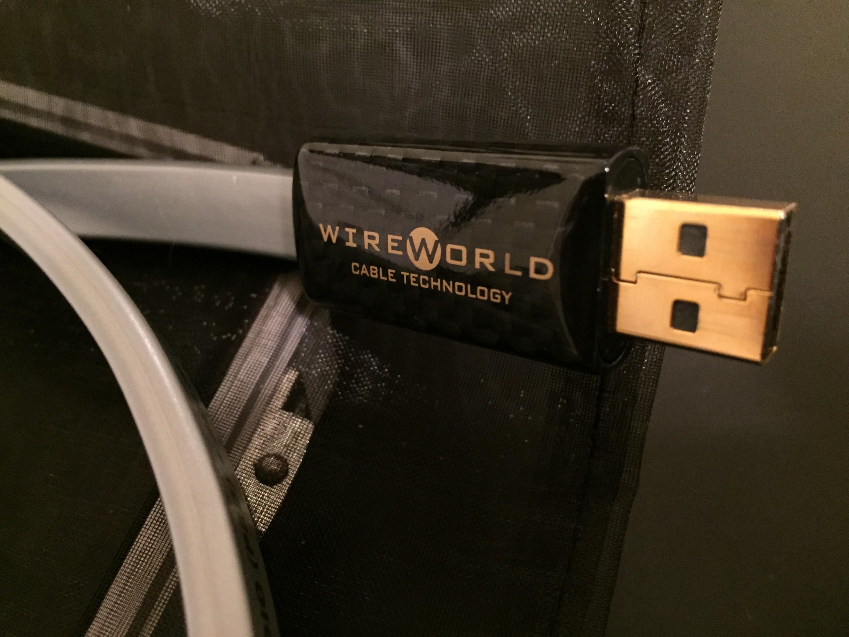 Wireworld Platinum Eclipse USB (1m) Image