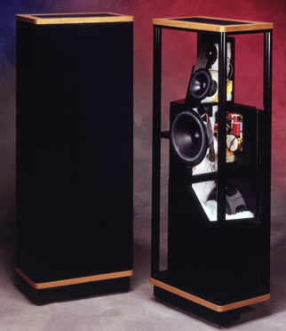 van der steen speakers floorstander