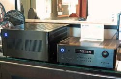 Rotel Power amplifier Pre RB 1590 RC 159
